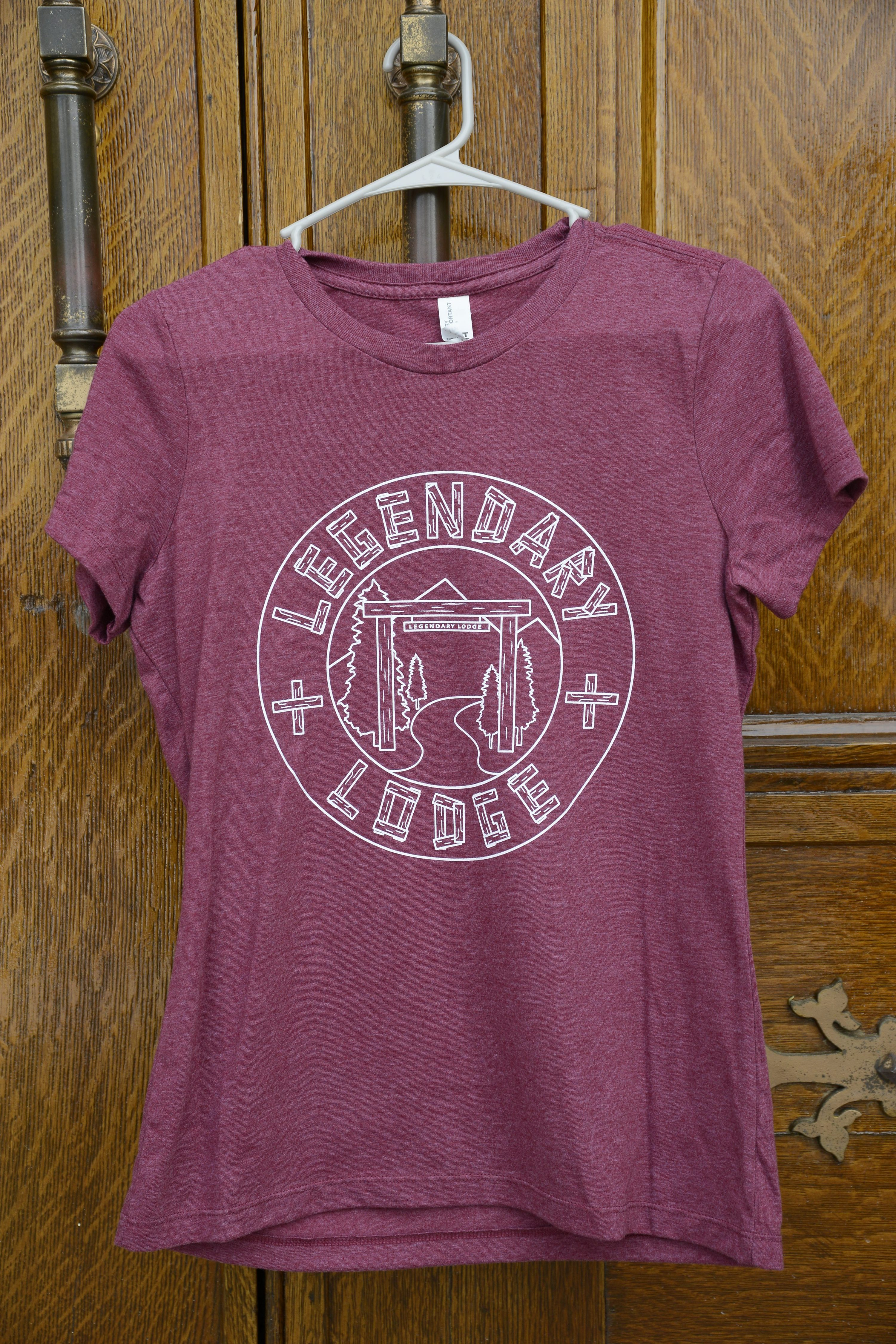 Legendary Lodge T-Shirt | Women's Cut