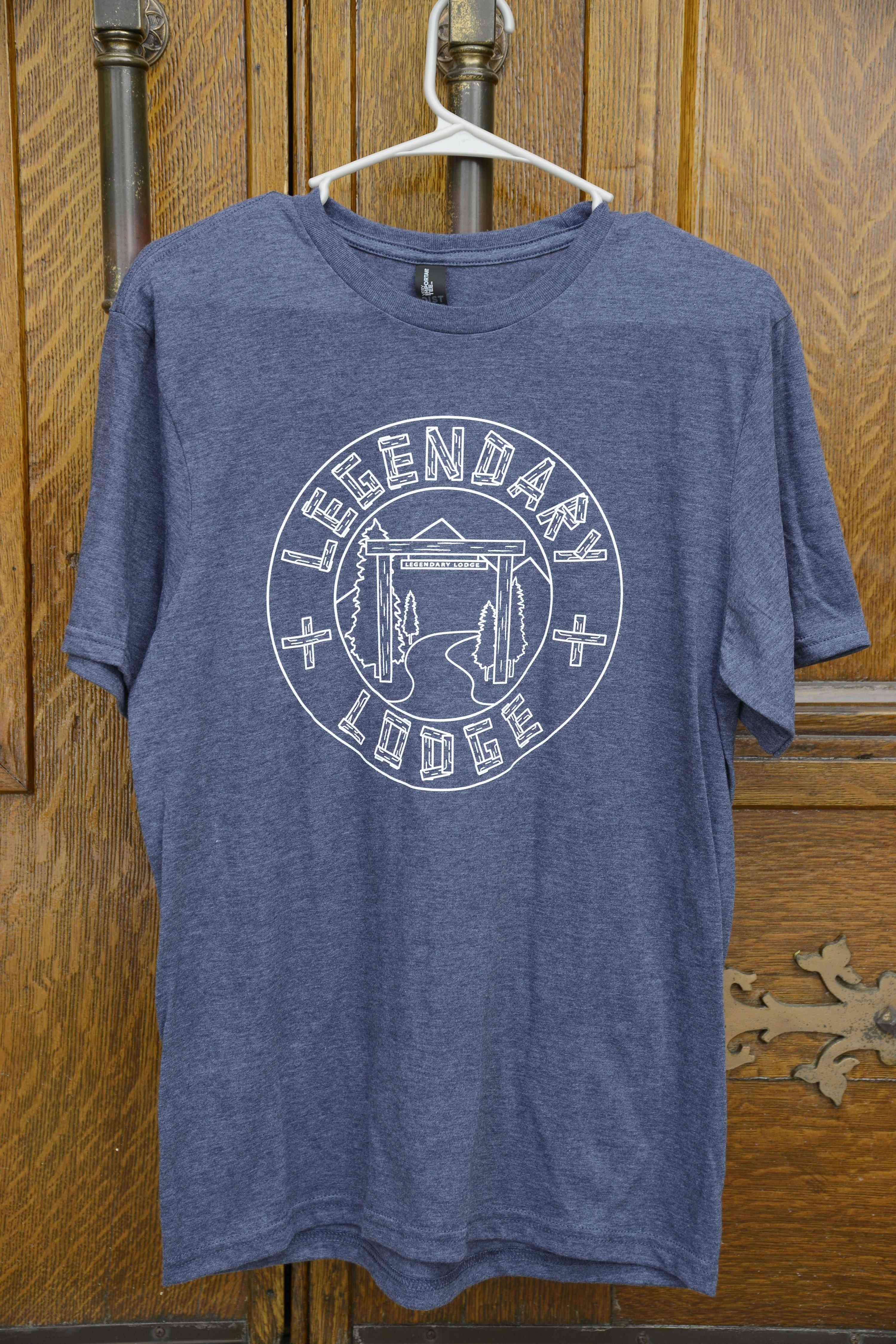 Legendary Lodge T-Shirt | Men's Cut